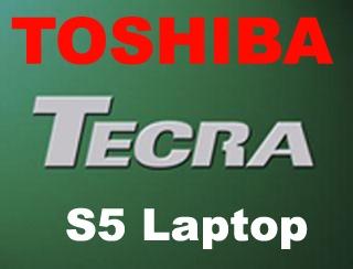 Нотбук TOSHIBA Tecra S5